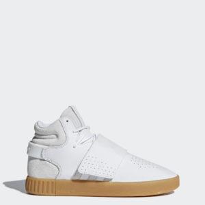 Pánske tenisky Adidas Originals Tubular Invader Strap BY3629, basketbalom inšpirovaná lifestyle obuv Adidas. Tieto retro tenisky vychádzajú z jeho dizajnu a basketbalový štýl z 80. rokov spájajú s modernými detailmi. Sú vyrobené z kombinácie kože a semišu a ich futuristický vzhľad dotvára gumená vsadená podrážka.