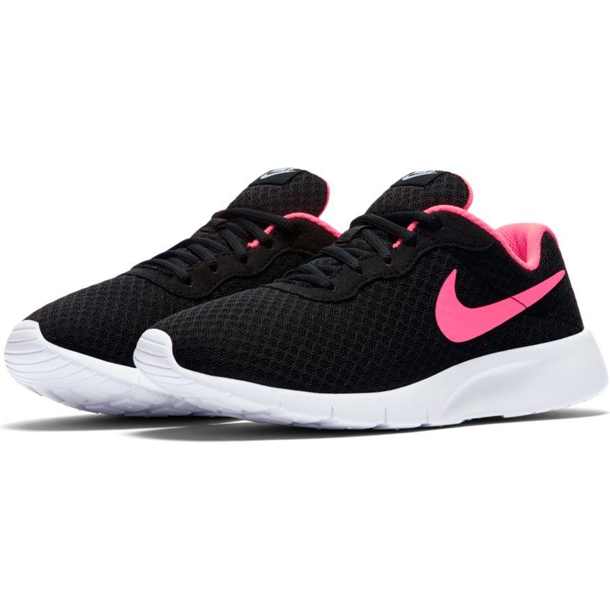 949cbb2c2 Tenisky Nike Tanjun GS 818384-061 Black Pink čiernoružové , dievčenské  topánky vo výraznom modernom