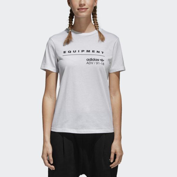 Dámske tričko Adidas Originals EQT TEE CD6891