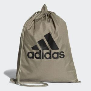 Do tohto farebného vaku sa zmestí celá tvoja tréningová výbava. Má priestrannú hlavnú priehradku so šnúrkou na stiahnutie. Hore je navyše pútko, vďaka ktorému sa dá zavesiť alebo pohodlne nosiť v ruke a vpredu sa na ňom vyníma veľké logo Adidas.