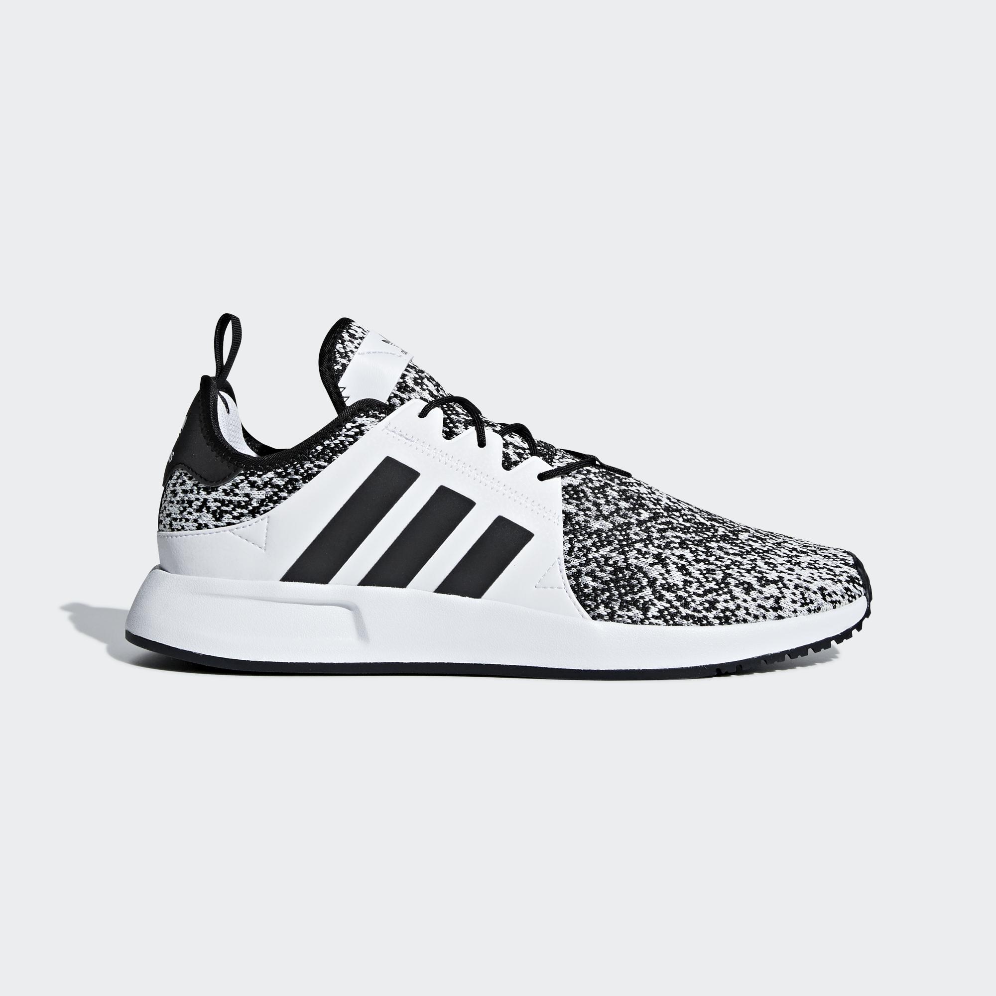 Adidas Originals X PLR black white pánska obuv 8db8ad25f9