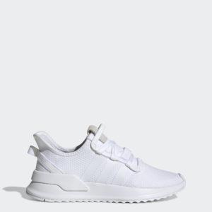 Obuv Adidas biela junior U PATH RUN J G28109