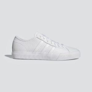 Obuv Adidas Originals Matchcourt RX DB3555 biele, pánske tenisky, nadčasový design, jednoduché streetové tenisky, v ktorých budeš hviezdou